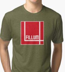 I Love Irish Movies - Fillum 4 Tri-blend T-Shirt