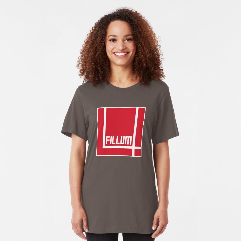 I Love Irish Movies - Fillum 4 Slim Fit T-Shirt