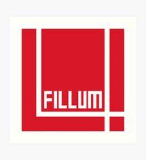 I Love Irish Movies - Fillum 4 Art Print