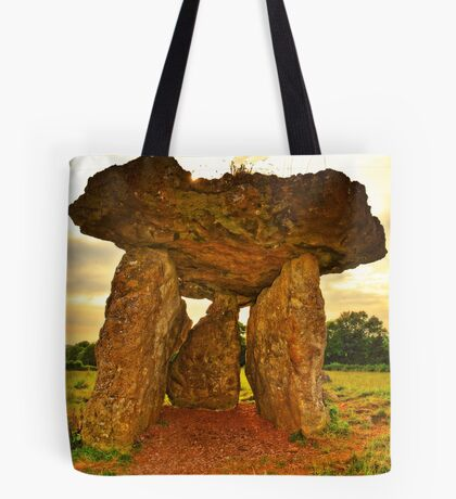 Ancient Burial Chamber in Wales (UK) Tote Bag
