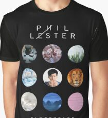 Phil album cover Graphic T-Shirt