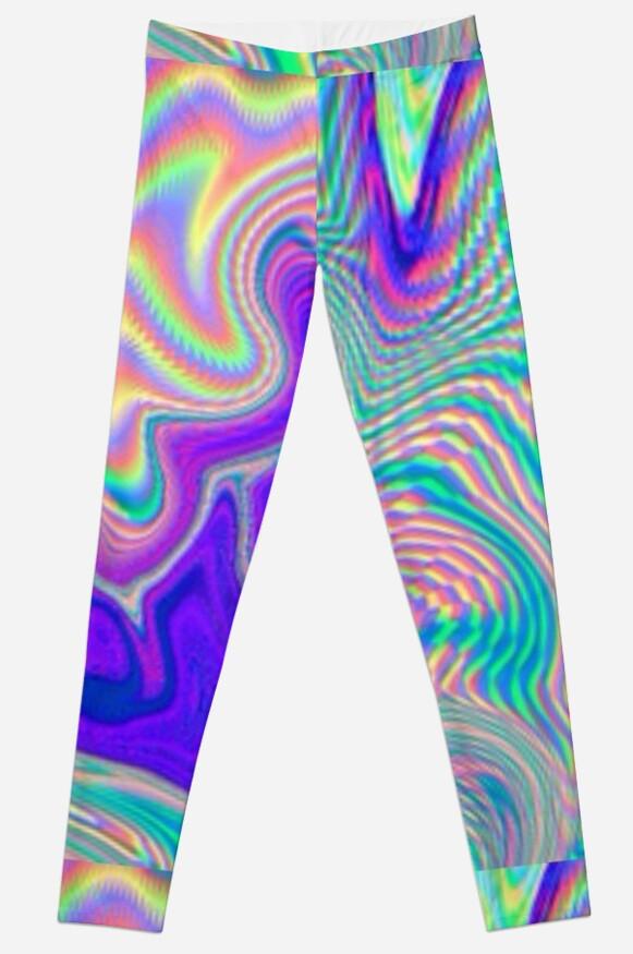 Purple Holographic Pattern by Ravanna Lotus