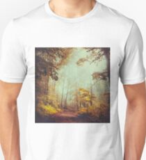 silent forest Slim Fit T-Shirt