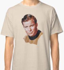 Captain Kirk Classic T-Shirt