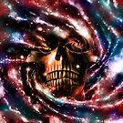 Space Skull II by nicebleed