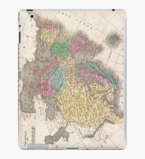 Vintage Map of Europe (1827) iPad Case/Skin