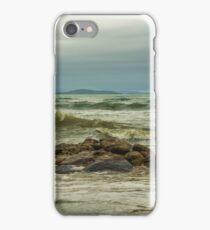 Saunders Beach Sea scape iPhone Case/Skin