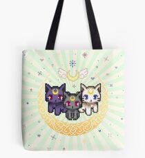 Sailor Cats - Green Tote Bag