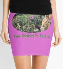 The Rabbit Patch Mini Skirt