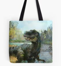 Going for a bath Tote Bag