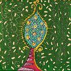 Redreaming Life Tree  by WENDY BANDURSKI-MILLER