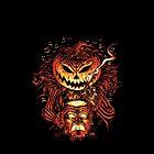 Pumpkin King Lord O Lanterns by Scott Jackson