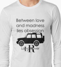 Calvin Klein & Land Rover (Parody) T-Shirt