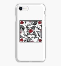 Red Hot Thunder Cats iPhone Case/Skin