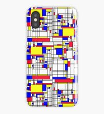 MONDRIAN iPhone Case/Skin