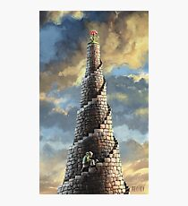 Tower of Mabel Photographic Print