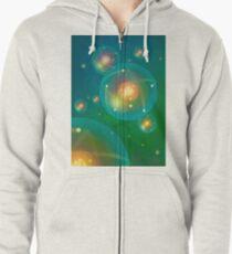 Atoms Zipped Hoodie