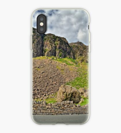 Snowdonia Mountains, Wales iPhone Case