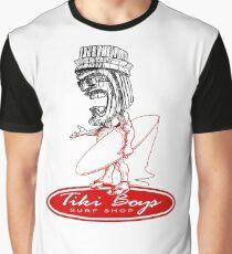 tiki boys Graphic T-Shirt