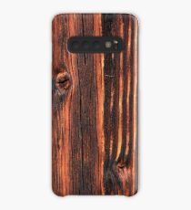 Wood texture Case/Skin for Samsung Galaxy