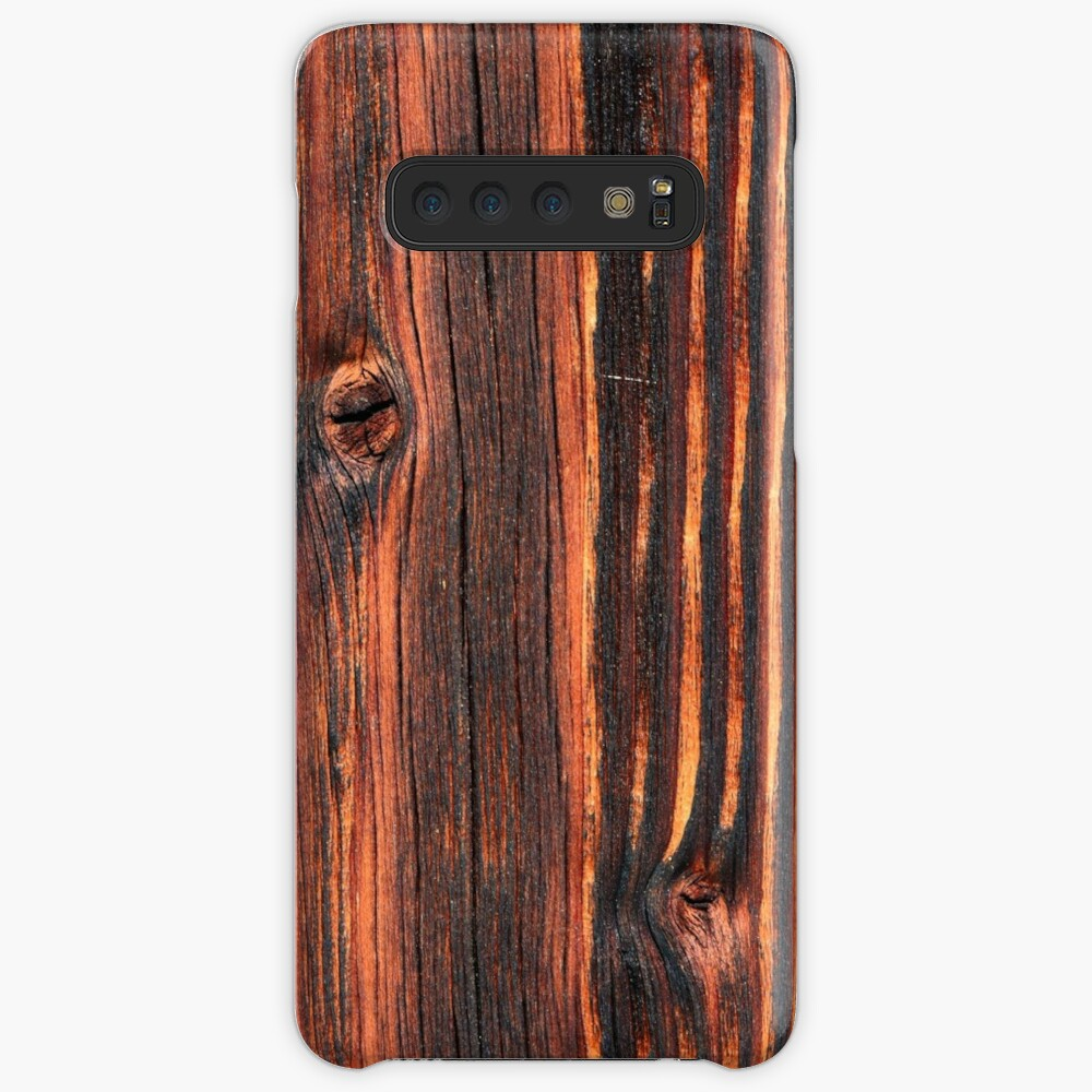 Wood texture Case & Skin for Samsung Galaxy