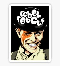 The Rebel Sticker