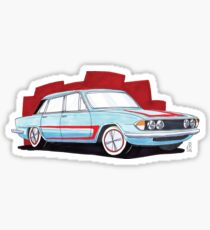 Triumph 2000 Custom Sticker
