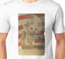 Mr. Pebbles - The first cat in space Unisex T-Shirt