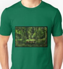 Obey in the nature  T-Shirt