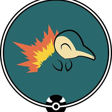 Cyndaquil Redux by DCMo