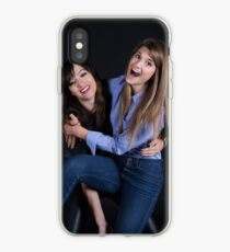 Vinilo o funda para iPhone carmilla y laura