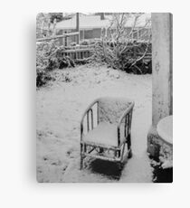 The Winter of Discontent Canvas Print