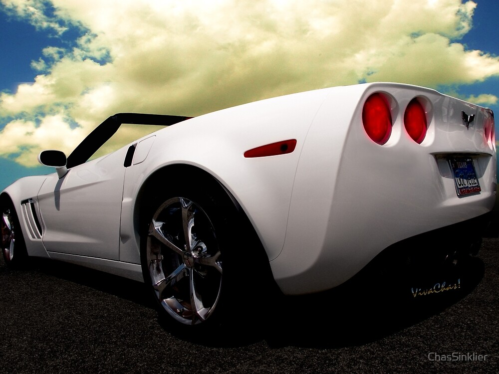 Vette Thee Behind Me Phaeton or the Fat Bottom Vette by ChasSinklier