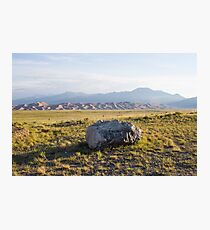 Colorado Great Sand Dunes National Park Photographic Print
