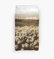 Cotton Grass Duvet Cover