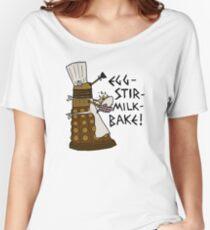 Egg-Stir-Milk-Bake Women's Relaxed Fit T-Shirt