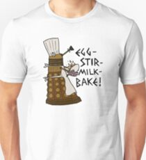 Egg-Stir-Milk-Bake Unisex T-Shirt