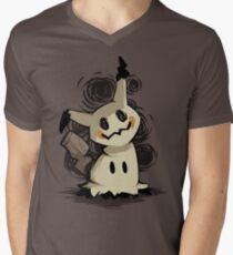 Mimikyu Men's V-Neck T-Shirt