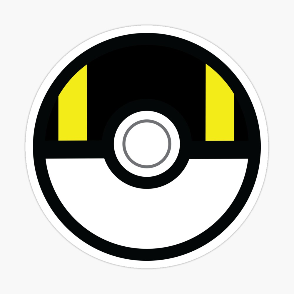 Ultra Ball Sticker