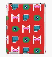 Youtuber Pixel Art (Jacksepticeye, Pewdiepie and Markiplier) iPad Case/Skin