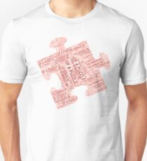This Reminds Me Of A Puzzle Unisex T-Shirt