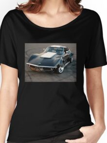Shiny Vette Women's Relaxed Fit T-Shirt