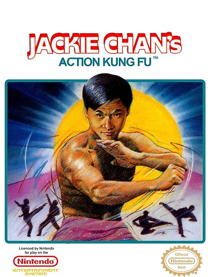 Looking For Box Art Game Title Of Certain Karate Kung Fu Fighting