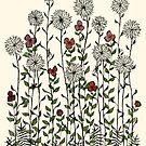 Flower Garden by katriinaka