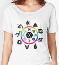 EXO  Women's Relaxed Fit T-Shirt