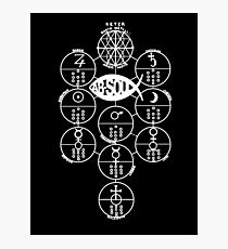 Ab-Soul Control System Photographic Print