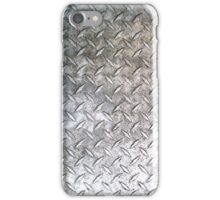 Metal Floor Pattern - Cases, Pillows and Totes iPhone Case/Skin