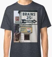 Brains 25 Cents Classic T-Shirt