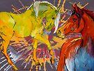 Explosive Horse Power by Juhan Rodrik
