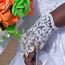 African Wedding - colorful Flowers by Remo Kurka